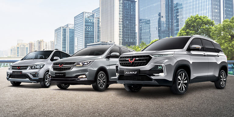 Promo DP Minim Dealer Wuling Solo